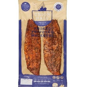 Smoked Peppered Mackerel